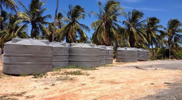Município de Feliz Deserto é contemplado com 8 Cisternas