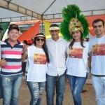 A prefeitura de Feliz Deserto em parceria com as secretarias de saúde e educação, realizou na última sexta-feira (24), o FOLIA SEM MOSQUITO