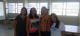 Coordenadoras da Educação de Feliz Deserto participam da formação do programa Escola 10