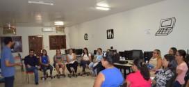 Professores de Feliz Deserto participam de formação continuada