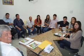 Prefeita Rosiana Beltrão se reúne com secretários para avaliação dos primeiros meses de governo