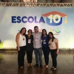 Secretário de Educação de Feliz Deserto participa do lançamento do programa Escola 10