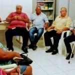 Secretaria de saúde de Feliz Deserto realiza reunião para escolha da Comissão Organizadora da nova diretoria do Conselho Municipal de saúde