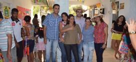 Escola João Manoel Muniz Simões comemora os festejos juninos com quermesse, apresentações e empolga convidados.