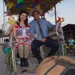 Concurso de Carroça anima ruas de Feliz Deserto
