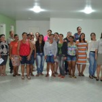 MEI'S do município recebem cursos da Oficina SEI de Empreendedorismo do SEBRAE