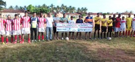 Feliz Deserto sediou a abertura do Campeonato Litoral Sul de Futebol Amador.