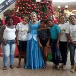 Prefeitura Municipal de Feliz Deserto realizou o sonho de crianças felizdesertenses.