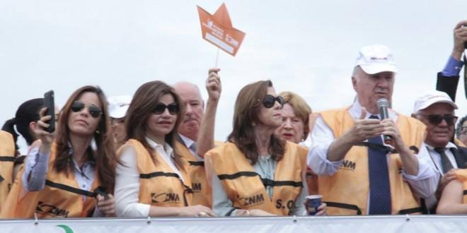 Prefeita Rosiana Beltrão participa de Mobilização Nacional em Brasília.
