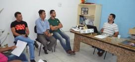 Feliz Deserto deu início a formulação do plano de municipal de saneamento básico.