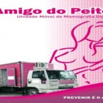 """Caminhão Itinerante """"Amigo do Peito"""" estará em Feliz Deserto, dias 18 e 19/dez."""